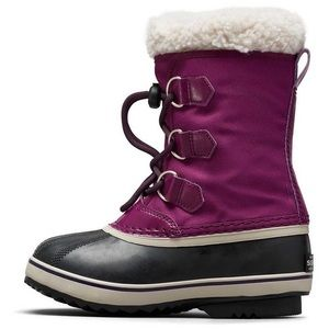 Sorel purple youth Caribou boots